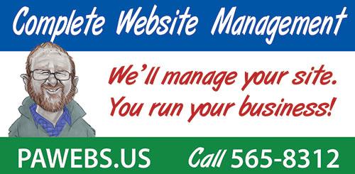 Complete Website Maintenance Full Website Management Webmaster Services