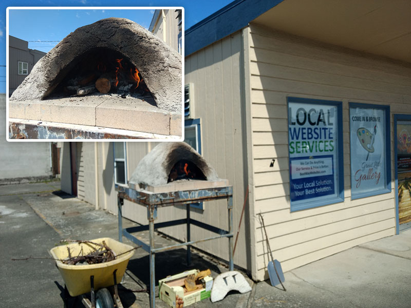 Pofokes Pizza Oven Kits Here Soon!