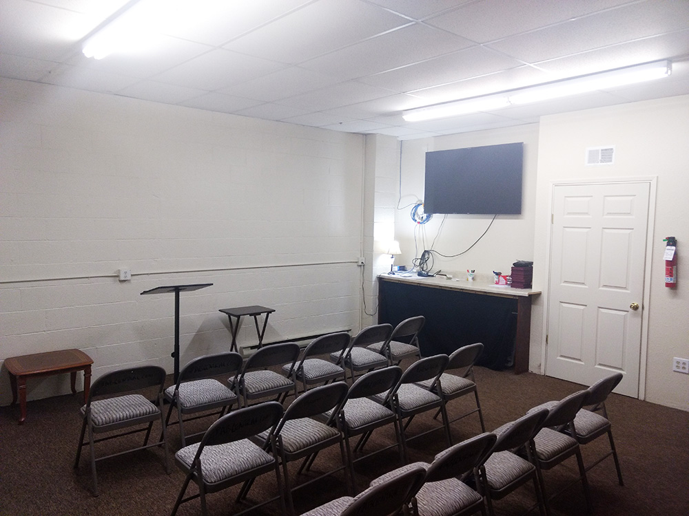 Multimedia Conference Room